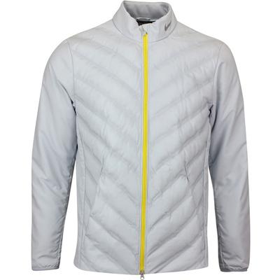 Nike Golf Jacket Aeroloft Repel Pure Platinum AW19