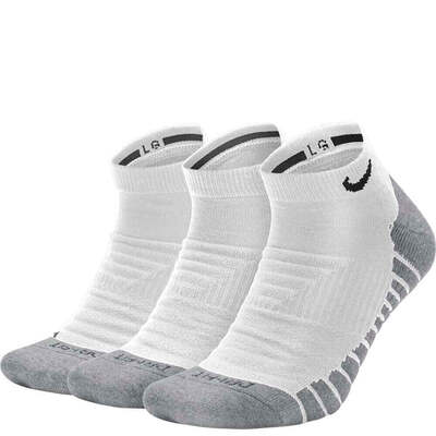 Nike Golf Socks Everyday Max Ankle White AW19