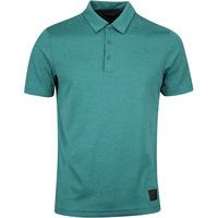 Image of adidas Golf Shirt - Adicross No Show Polo - Tech Green Mel AW19