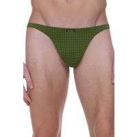 Andrew Christian Shock Jock Brief - Red