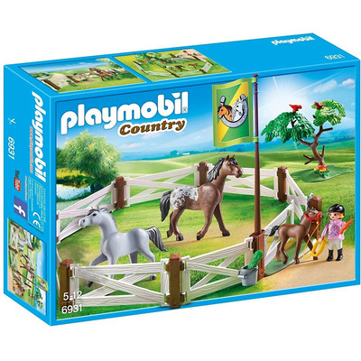 Playmobil Country Horse Paddock
