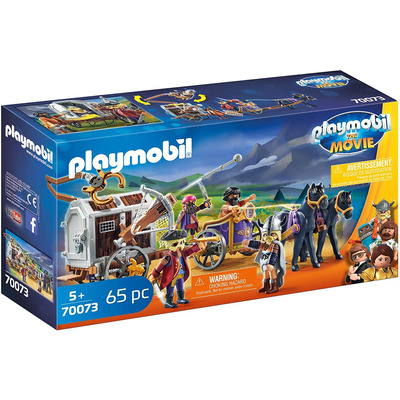 Playmobil Prison Wagon (Playmobil The Movie)