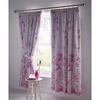 Pink Fairy Princess Curtains 72s