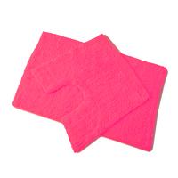 Blue Canyon Premier 2 Piece Bath Set - Bright Pink