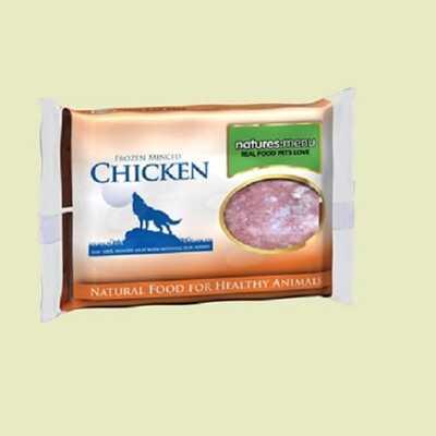 Natures Menu 400g Frozen Minces Dog Food