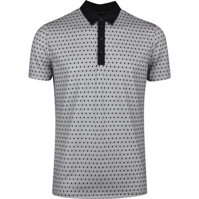 Galvin Green Golf Shirt Mario Cool Grey SS20