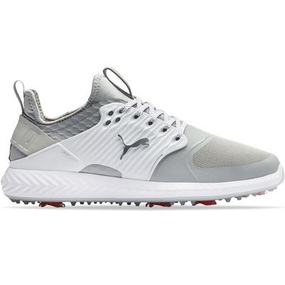 PUMA Golf Shoes Ignite PWRADAPT Caged White Grey Violet 2020