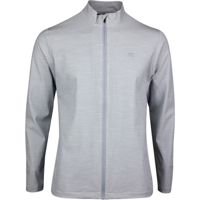 TravisMathew Golf Jacket Road Soda 20 Light Grey SS20