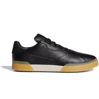 Image of adidas Golf Shoes - Adicross Retro - Core Black 2021