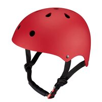 Image of Chaos Kids Scooter Helmet Matte Red