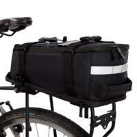 BTR Deluxe Rear Rack Bicycle Pannier Bike Bag With Shoulder Strap