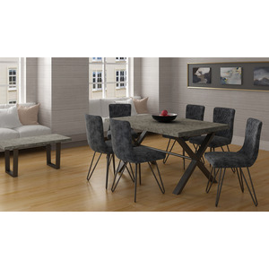 Brooklyn Concrete Small Dining Table