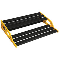 NUX Bumblebee Large Pedalboard with Bag
