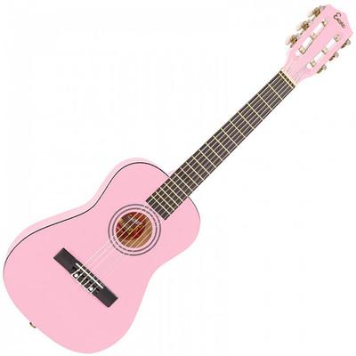 1/2 Junior Acoustic Guitar Pack Pink