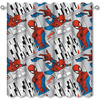 Spiderman Curtains - Flight