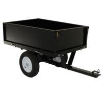 Cobra GTT450 Metal Dump Cart