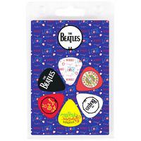 Beatles 6 Guitar Picks Pack - Love Is
