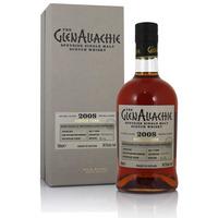 GlenAllachie 2008 11YO Ruby Port Hogshead, Distillery Exclusive Cask #5923