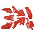 Click to view product details and reviews for Pit Bike Plastics Set Crf 50 Red.