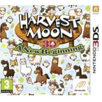 Image of Harvest Moon A New Beginning