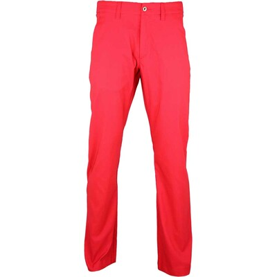 Galvin Green Ned Tour Logo Golf Trousers Electric Red