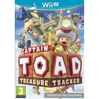 Image of Captain Toad Treasure Tracker