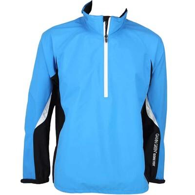 Galvin Green Alvin Waterproof Golf Jacket Summer Sky Black