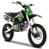 Image of M2R KMXR160 160cc 17/14 86cm Green Dirt Bike
