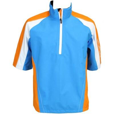 Galvin Green Akron Waterproof Golf Jacket Summer Sky Fire