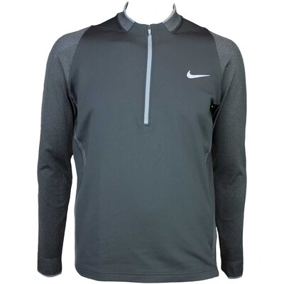 Nike Therma Fit Eng Half Zip Sweater Black AW15