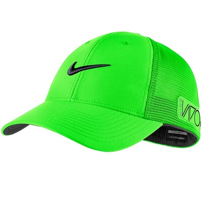 Nike Tour Legacy Mesh Golf Cap Green Strike AW15