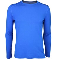 Icebreaker Oasis Crew Merino Golf Base Layer Awesome AW15
