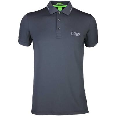 Hugo Boss Paule Pro Golf Shirt Black PS16