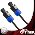 Click to view product details and reviews for Tiger 1 Metre Speaker Cable Warehouse Clearance Bargain.