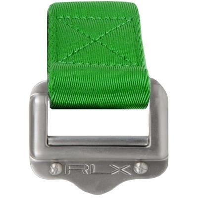 RLX Golf Belt Tour Web Preppy Green SS16