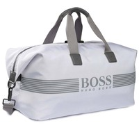Hugo Boss Pixel Holdall - White SP16