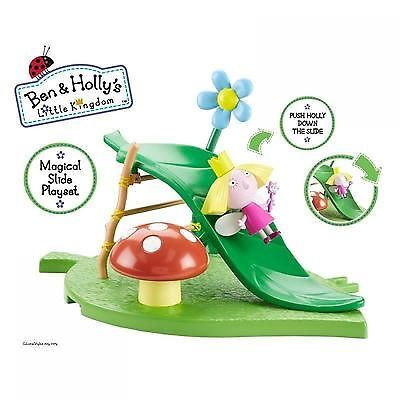 Ben & Holly Magical Playground Playset - Slide With Holly