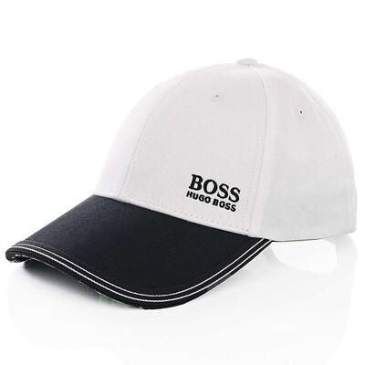Hugo Boss Golf Cap 11 Training White SP16