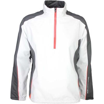 Galvin Green Waterproof Golf Jacket ACTION White