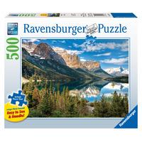 Image of Ravensburger Beautiful Vista 500 Piece Jigsaw