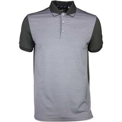 Puma Golf Shirt Tailored Rib Periscope SS16