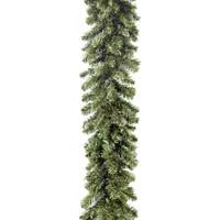 Dayton Pine Christmas Garland with 180 Tips - 9ft