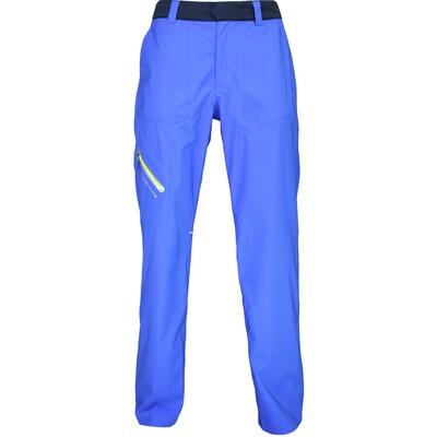 Cherv242 NEXT Waterproof Golf Trousers SNEXT Bright Blue SS16