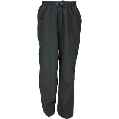 Galvin Green Junior Waterproof Golf Trousers Ross Black