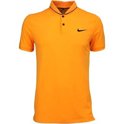 Nike Golf Shirt TR Dry ROLL Vivid Orange SS16