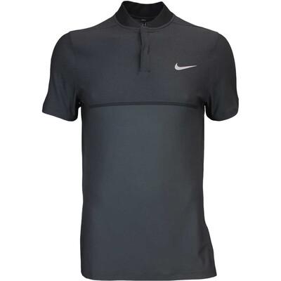 Nike Golf Shirt MM Fly BLADE Block Alpha Anthracite AW16