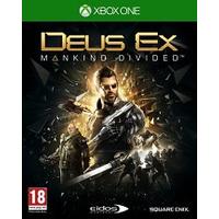 Image of Deus Ex Mankind Divided