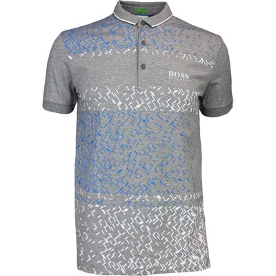 Hugo Boss Golf Shirt Paddy MK 3 Grey Melange FA16