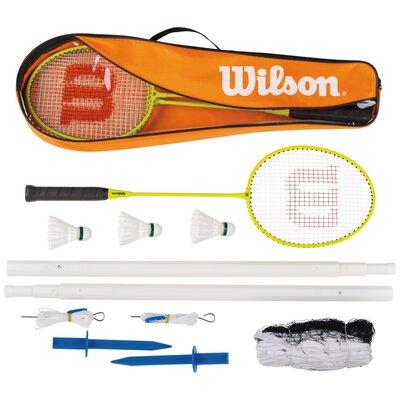 Wilson 4 Player Badminton Set