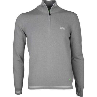 Hugo Boss Golf Jumper Zime Grey Melange PS17